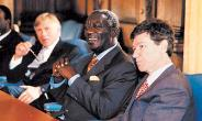 Ghana President Kufuor Promotes Private Sector as Main Engine of Economic Growth