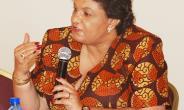Foreign Affairs Minister, Hanna Tetteh