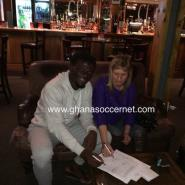 EXCLUSIVE: Ghana World Cup goalkeeper Fatau Dauda seals two-year deal with Chippa United