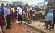 Girl, 20, dies in Accra's floods