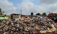 A Kumasi Based Building Contractor Prepares Possible Ebola And Cholera Diseases For Ashanti Region