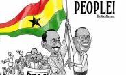 Image Of The Day...Let's Do It Again...One Ghana For Peace