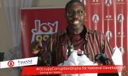 OccupyGhana replies Auditor-General, threat of legal action stands and demands more from him