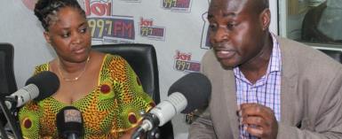 Ebola vaccine trial could revolutionize Ghana's economy