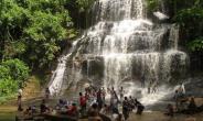 Kintampo falls ghana