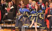 Richmond University Honours Ghana's High Commissioner