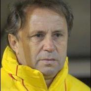 Coach Milovan Rajevac