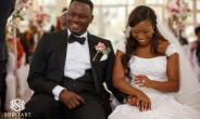 Official White Wedding Photos Of Dr Sid And Simi Osomo
