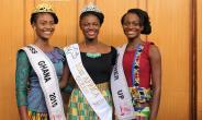 Minister Lauds Rebecca Asamoah For Winning Miss Africa