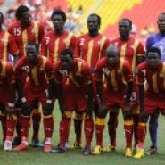 Ghana will play Nigeria on Thursday