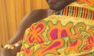 The Asantehene, Otumfuo Osei Tutu