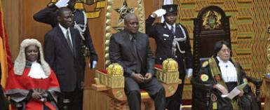 Ghana: A Shining Democracy Without Accountability