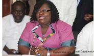 Nana Oye Lithur is now Minister for Gender, Children and Social Protection