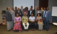 9 Member Parliamentary Delegation From Ghana Parliament Visits Chicago