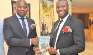 Dr. Owusu Kizito Officially Launches Maiden Book At The UN Headquarters In NY