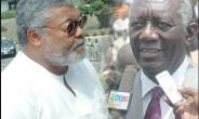 Where is the EVIL in Kufuor?
