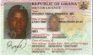 CORRUPTION IN GHANA:  MAD MAN ISSUED WITH A DRIVERS LICENCE: JUST PAY BRIBE AND YOU ARE GOOD TO GO: