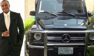 Unknown Job, Actor Saint Obi Acquires Bullet Proof G Wagon