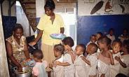 School feeding programme - Cooked up to fail?