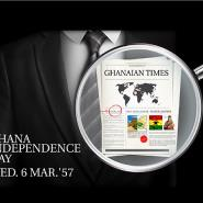 A Stroll Down Memory Lane of Ghana Independence (6th March 1957)