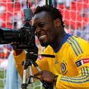 Essien is happy with the Ghana show