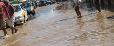 Over 2000 Euros Raised In France For Accra Flood And Fire Victims