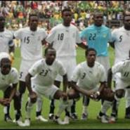 Ghana is under pressure to win