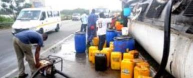 Attempts To Divert Export Petrol Foiled By GRA