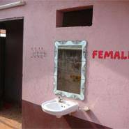 Eight Seater Toilet Facility For Asikam Community