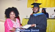 Graduation Ceremony Held At Resurrection Power