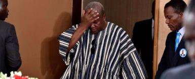 John Mahama under pressure over the GITMO 2 saga