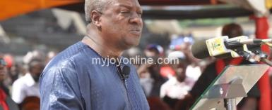 We are not praise singers - Akomea to Mahama