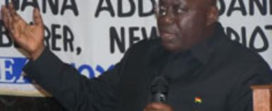 The self-acclaimed DOG Akufo-Addo is really in an indecent haste to hang himself