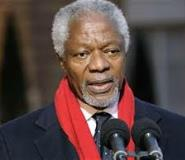 You Impacted Our World Positively, Mr. Kofi Annan