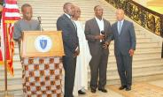 Ghanaian Wins Governor's Community Leadership Award At Mass African Week