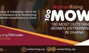 100 Most Outstanding Women Entrepreneurs Full List