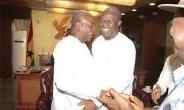 Congratulations – H E Paa Kwesi Amissah-Arthur