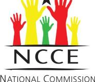 NCCE Anti-Corruption And Accountability Train Lands In Nadowli