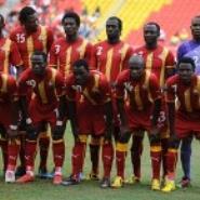 Ghana will play Egypt today