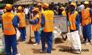 GHC120,000 Sanitation Project Launched