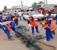 Clean Up Exercise Held At Dormaa-Ahenkro