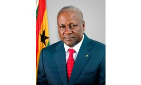 My Work Would Speak For Itself In The 2016 Elections—Prez Mahama